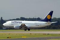 D-ABIA @ EDDL - Boeing 737-530 [24815] (Lufthansa) Dusseldorf~D 15/09/2012 - by Ray Barber