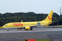 D-AHFX @ EDDL - Boeing 737-8K5 [30416] (TUIfly) Dusseldorf~D 15/09/2012 - by Ray Barber