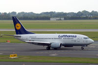 D-ABIC @ EDDL - Boeing 737-530 [24817] (Lufthansa) Dusseldorf~D 15/09/2012 - by Ray Barber