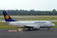 D-ABIC @ EDDL - Boeing 737-530 [24817] (Lufthansa) Dusseldorf~D 15/09/2012 - by Ray Barber