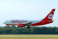 D-ABBV @ EDDL - Boeing 737-7Q8 [30629] (Air Berlin) Dusseldorf~D 15/09/2012 - by Ray Barber