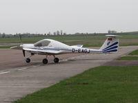 D-EAGJ @ EDAQ - DA-20 Katana  of Lips-Flugdienst at Halle airport - by Jack Poelstra