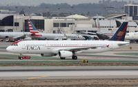 N564TA @ KLAX - Airbus A321