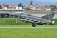 368 @ LSMP - Dassault Mirage 2000N of EC02.004 of the French Air Force landing at Payerne Air Base, Switzerland. - by Henk van Capelle