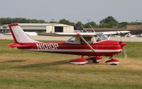 N101DP @ KOSH - Cessna 150H - by Mark Pasqualino