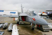 134 @ LFPB - Yakovlev Yak-130, Static display, Paris-Le Bourget Air Show 2013 - by Yves-Q