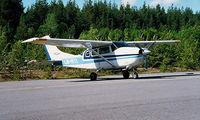 LN-MTI @ ENEG - Cessna U.206F Stationair [U206-03170] Honefoss-Eggemoen~LN 03/06/2000 - by Ray Barber