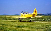 LY-ANT @ LFSG - Yakovlev Yak-52 [888901] Epinal-Mirecourt~F 25/07/1998 - by Ray Barber
