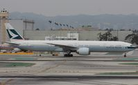 B-KPX @ KLAX - Boeing 777-300ER - by Mark Pasqualino