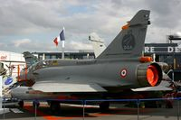 673 @ LFPB - Dassault Mirage 2000D, Static display, Paris-Le Bourget (LFPB-LBG) Air Show 2013 - by Yves-Q
