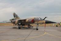 653 @ LFSO - Last public display Mirage F1-CR - by B777juju
