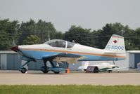C-GDOC @ KOSH - Vans RV-6A - by Mark Pasqualino