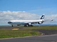 B-HXC @ NZAA - taxy for take off AKL - by magnaman