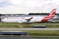 3B-NBI @ LFPG - Air Mauritius - by Martin Nimmervoll