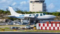 N10HK @ TNCM - landing sxm - by Martial DEKKER
