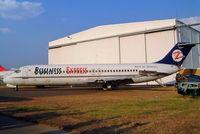 ZS-NRD @ FAJS - McDonnell Douglas DC-9-32 [47037] Business Express) Johannesburg Int~ZS 09/10/2003
