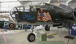 N8163H @ KPSP - Seen at the Palm Springs air Museum