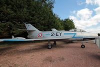 289 - at Savigny-Les-Beaune Museum. Original model, the Mystère IVA 2-EY at Le Bourget is n°105 - by B777juju