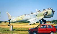 60206 @ LDVC - Soko Type 522 [106] Cakovec-Pribislavec~9A 18/06/1996 - by Ray Barber
