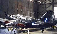 83321 @ LGTT - Curtiss SB2C-5 Helldiver [Bu83321] (Greek Air Force) Dekelia-Tatoi~SX 02/04/1998 - by Ray Barber