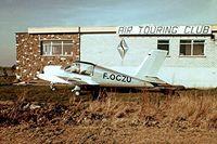 F-OCZU @ EGKB - Socata MS.880B Rallye 100ST [2554] (Air Touring Services Ltd) Biggin Hill~G 17/05/1975. From a slide.