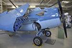 N47201 @ KPSP - On display at the Palm Springs Air Museum