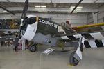 N47RP @ KPSP - At the Palm Springs Air Museum