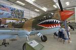 N999CD @ KPSP - At the Palm Springs Air Museum