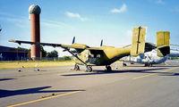995 @ EDBG - Antonov An-14A [601005] (East German Air Force) Berlin-Gatow~D 20/05/1998 - by Ray Barber