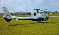 F-GKIB @ LFPL - Aerospatiale SA.341G Gazelle [1008] Lognes-Emerainville~F 17/06/1991