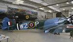 N114BP @ KPSP - On display at the Palm Springs Air Museum