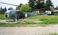 MM80257 @ LIMN - Agusta-Bell 47J-3 Ranger [2038] (Italian Air Force) Cameri-Novari~I 08/09/1999 - by Ray Barber