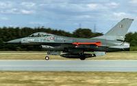 E-602 @ EKSP - decelerating after touchdown at Skrydstrup - by Friedrich Becker
