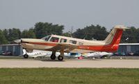 N800TM @ KOSH - Piper PA-32RT-300