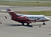 LY-DSK @ LFBO - Parked at the General Aviation area... - by Shunn311