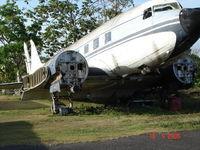 N181PM @ MKBS - Restoration anybody? - by Mike Smyth