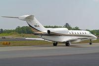 N8JC @ KPDK - Cessna Citation X [750-0154] Atlanta-Dekalb Peachtree~N 22/04/2010