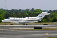 N256W @ KPDK - Cessna Citation X [750-0221] Atlanta-Dekalb Peachtree~N 22/04/2010