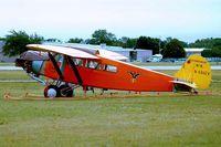 N4942V @ KOSH - Curtiss-Wright Travel Air 6000B [1040] Oshkosh-Wittman Regional~N 29/07/2008 - by Ray Barber