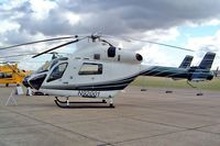 N92001 @ EGSU - McD-D Helicopters MD-900 Explorer [900-00040] Duxford~G 23/09/2003