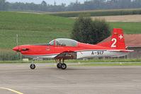 A-917 @ LSMP - at AIR14 - by B777juju