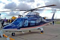 EI-MIT @ EGSU - Agusta A-109E Power Elite [11162] Duxford~G 23/09/2003