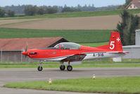 A-916 @ LSMP - at AIR14 - by B777juju