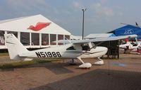N51986 @ KOSH - Cessna 162