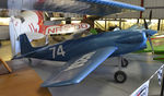 N426A @ KCNO - On display at the Planes of Fame Chino location