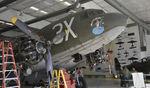 N60154 @ KPSP - Under maintenance at the Palm Springs Air Museum