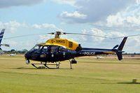 G-NMHS @ EGSU - Eurocopter AS.355N Ecureuil II [5502] Duxford~G 23/09/2003