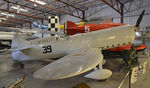 N56Y @ KCNO - On display at the Planes of Fame Chino location