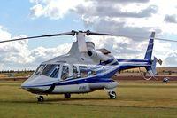 VP-BKQ @ EGSU - Bell 430 [49008] Duxford~G 23/09/2003