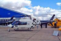 I-RALY @ EGSU - Agusta A-119 Koala [14013] Duxford~G 23/09/2003
